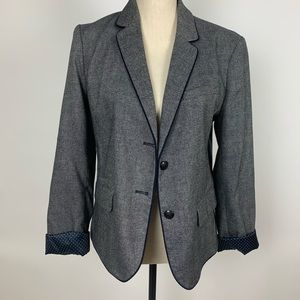 Gap Academy Blazer Navy Blue Women's 12